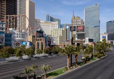 Roulette à Las Vegas : les casinos battent des records malgré le variant Delta