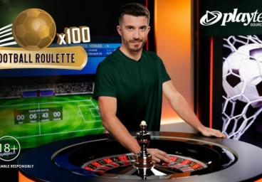 Live Football Roulette : quand les univers du football et des casinos fusionnent