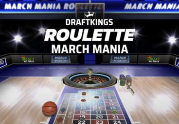 Aux USA, un jeu de roulette atypique sur le thème de March Madness